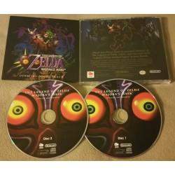 Legend of Zelda: Majora's Mask Official Club Nintendo Soundtrack