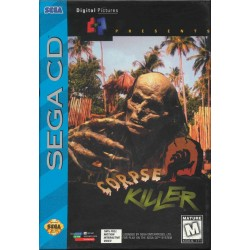 Corpse Killer (Sega CD, 1994)