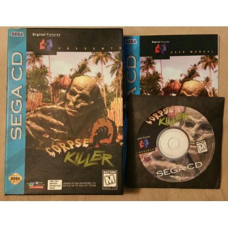 Corpse Killer (Sega CD, 1994)