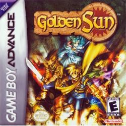 Golden Sun (Nintendo Game Boy Advance, 2001)
