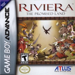 Riviera: The Promised Land (Nintendo Game Boy Advance, 2005)
