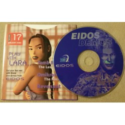 Eidos demo disk 17 January 2000