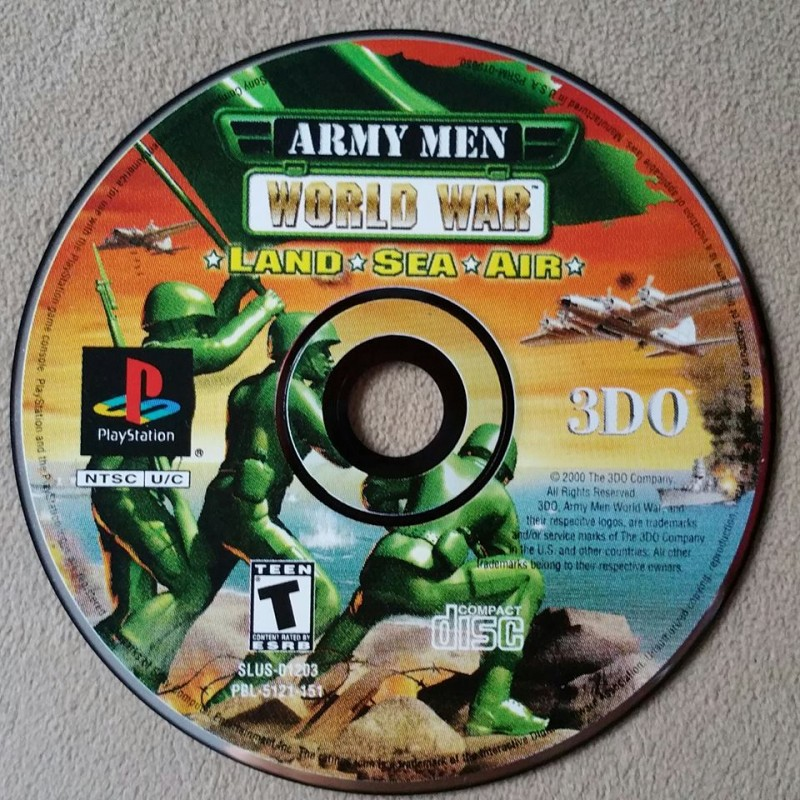 Army men world war