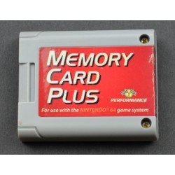 N64 memory card (3rd party)