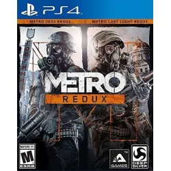 Metro Redux (Sony PlayStation 4 PS4)