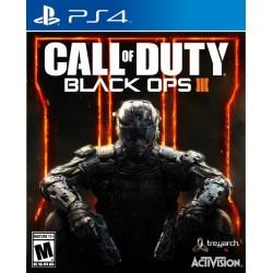 Call of Duty: Black Ops III (Sony PlayStation 4, 2015)