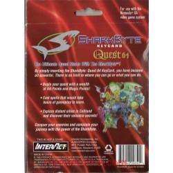N64 Sharkbyte keycard