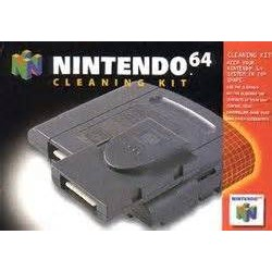 N64 Cleaning kit