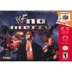 WWF No Mercy (Nintendo 64, 2000)