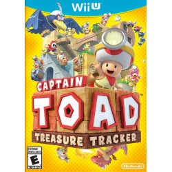 Captain Toad: Treasure Tracker (Nintendo Wii U, 2014)