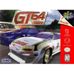 GT 64 Championship Edition (Nintendo 64, 1998)