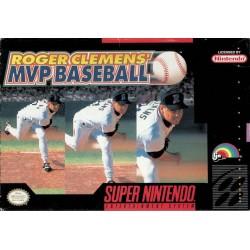 Roger Clemens' MVP Baseball (Super NES, 1992)