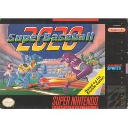 2020 Super Baseball (Super NES, 1993)