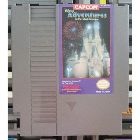 Adventures in the Magic Kingdom (Nintendo, 1990)