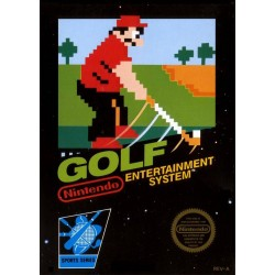 Golf (Nintendo NES, 1986)