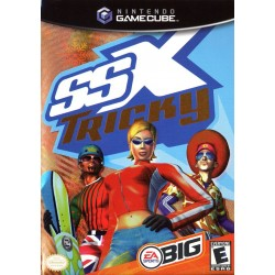 SSX Tricky (Nintendo GameCube, 2001)