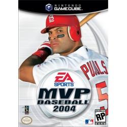 MVP Baseball 2004 (Nintendo GameCube, 2004)