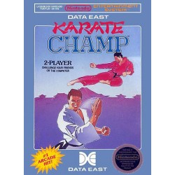 Karate Champ (NES, 1986)