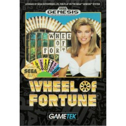 Wheel of Fortune (SEGA Genesis, 1992)