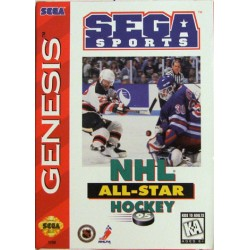 NHL All-Star Hockey 95 (Genesis, 1995)