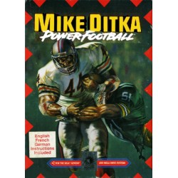 Mike Ditka's Power Football (Sega Genesis, 1991)