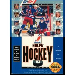 NHLPA Hockey '93 (Sega Genesis, 1992)