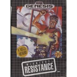 Midnight Resistance (Sega Genesis, 1991)