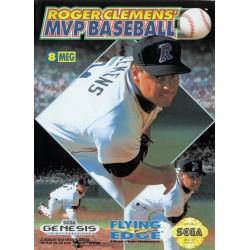 Roger Clemens' MVP Baseball (Sega Genesis, 1992)