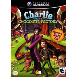 Charlie and the Chocolate Factory (Nintendo GameCube, 2005)