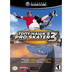 Tony Hawk's Pro Skater 3 (Nintendo GameCube, 2001)