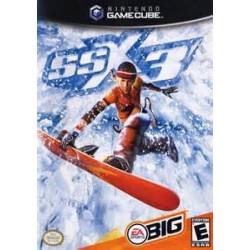 SSX 3 (Nintendo GameCube, 2003)