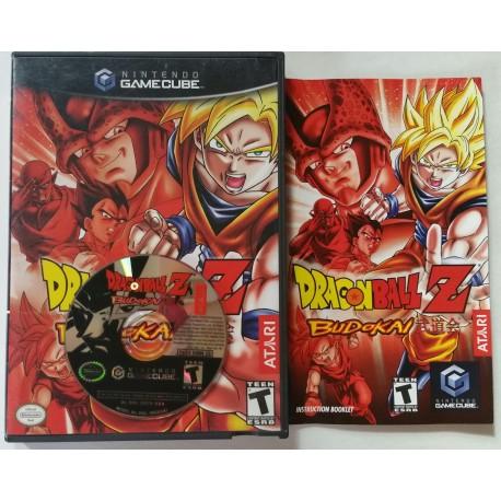 Dragon Ball Z Budokai (Nintendo GameCube, 2003)