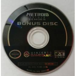 Metroid Prime 2 Echoes Bonus Disc