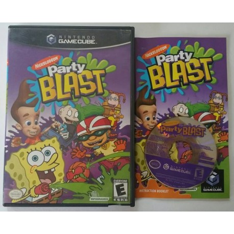 Nickelodeon Party Blast Pc