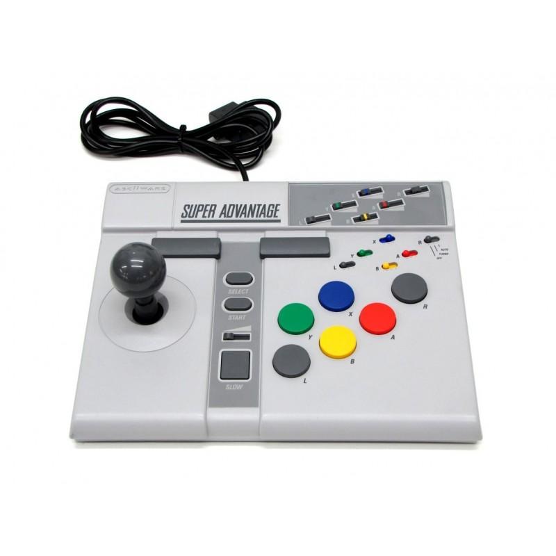 Super Advantage Arcade Joystick Controller - Game Igloo