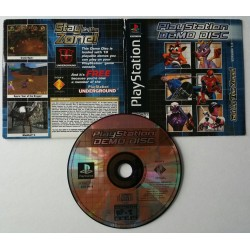 PlayStation Ps1 Psx Demo Disc Version 1.3