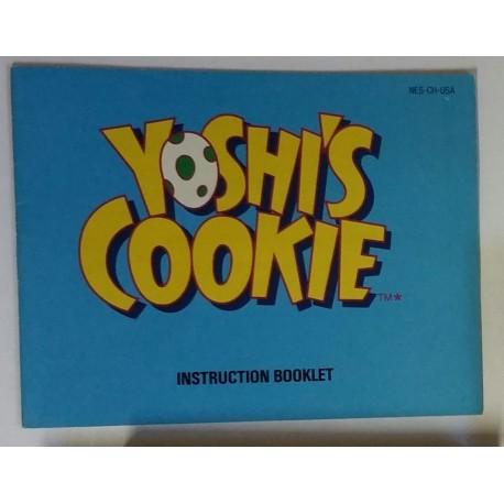 Yoshi's Cookie (NES, 1993)