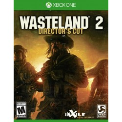 Wasteland 2: Director's Cut (Microsoft Xbox One, 2015)