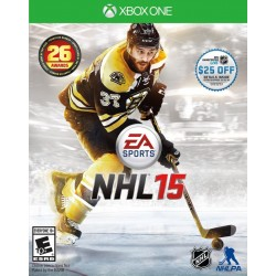 NHL 15 (Microsoft Xbox One, 2014)