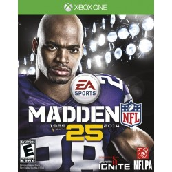 Madden NFL 25 (Microsoft Xbox One, 2013)