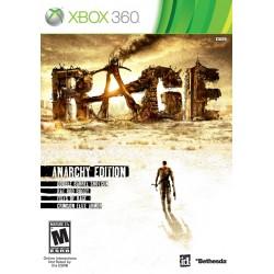 Rage -- Anarchy Edition (Microsoft Xbox 360, 2011)