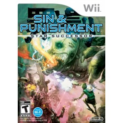 Sin & Punishment: Star Successor (Wii, 2010)