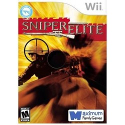 Sniper Elite (Wii, 2010)