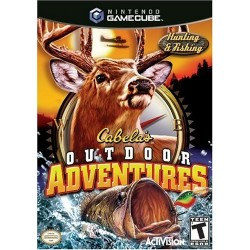 Cabela's Outdoor Adventures (Nintendo GameCube, 2005)