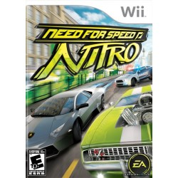 Need for Speed: Nitro (Wii, 2009)
