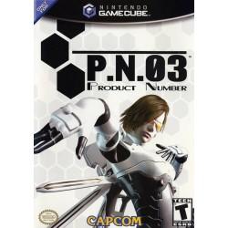 P.N.03 (Nintendo GameCube, 2003)