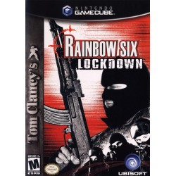 Tom Clancy's Rainbow Six Lockdown (Nintendo GameCube, 2005)