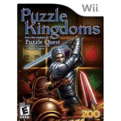 Puzzle Kingdoms (Wii, 2009)