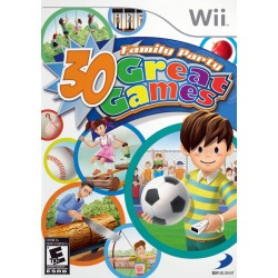 Family Party: 30 Great Games (Wii, 2008)