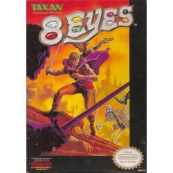 8 Eyes (NES, 1990)